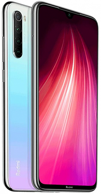 Telefon Xiaomi Redmi Note 8 3GB/32GB Moonlight White - Maxi.az