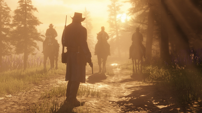 Oyun PS4 - Red Dead Redemption 2 (2018) - Maxi.az