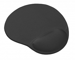 Trust Bigfoot Gel Mouse Pad - Black (16977)