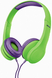 Trust URBAN Kids Headphone - GREEN (22490)