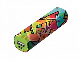 Trust Tag PowerStick 2600 - graffiti arrows (20868)