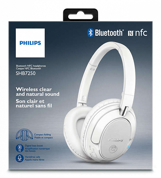 Philips SHB7250WT/00