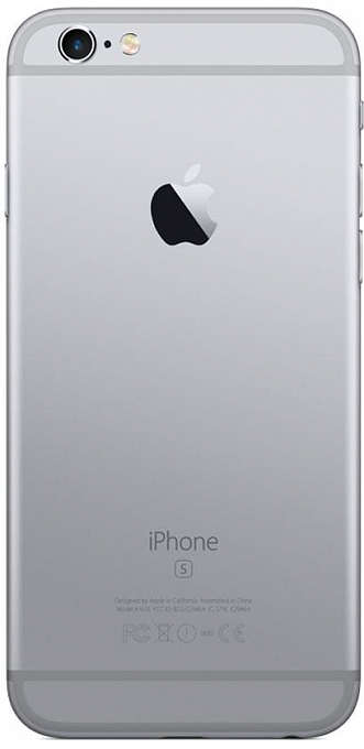Telefon Apple iPhone 6S Plus (64GB, Space Grey) - Maxi.az