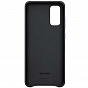 Samsung Leather Cover S20 Black