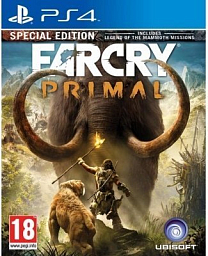 PS4 - Far Cry Primal. Special Edition
