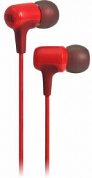 JBL In-ear headphones E15 Red