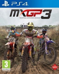 PS4 - MXGP 3: The Official Motocross Videogame