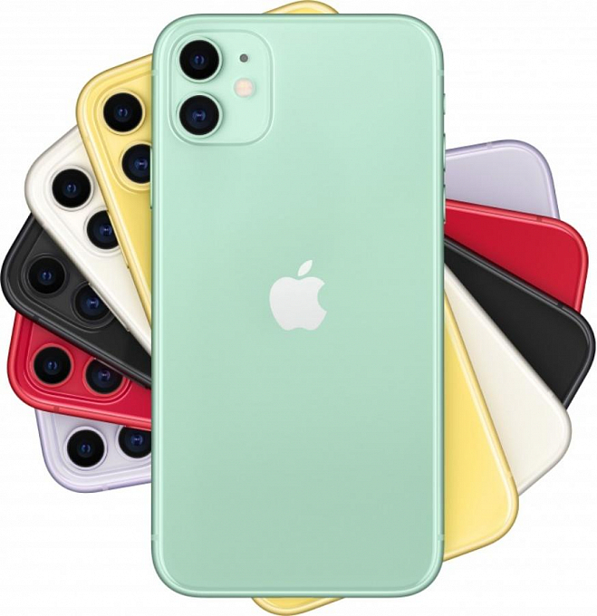 Telefon iPhone 11 64GB Green - Maxi.az