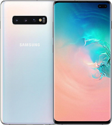 Samsung Galaxy S10 Plus SM-G975 Prism White