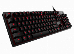 Logitech Mechanical Gaming Keyboard G413 CARBON