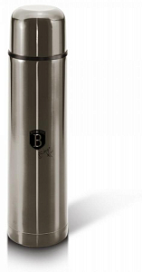 Termos Berlinger Haus Carbon Edition Metallic Line 1l Stainless Steel Vacuum Flask BH 1943 - Maxi.az