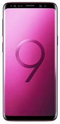 Samsung Galaxy S9 G960 Dual Burgundy Red