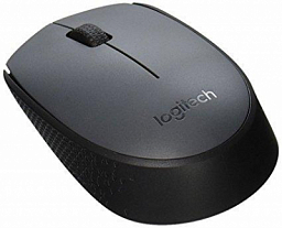 Logitech Wireless Mouse M170 Gray