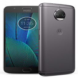 Moto G5S Plus DS Gray