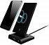 T-tec AirCharger Pro Wireless Charger And 5.000 mah Black