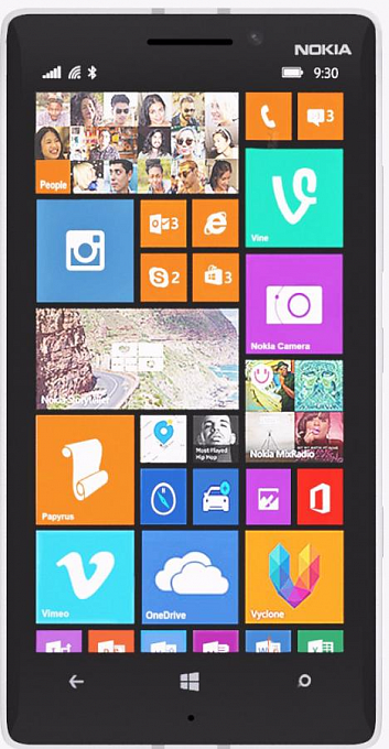 Telefon Nokia Lumia 930 Orange_O (1) - Maxi.az