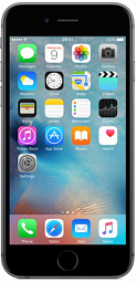 Apple iPhone 6S (64GB, Space Grey)