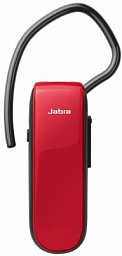 Jabra Bluetooth Headset  Classic Red
