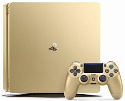 Sony PS4 Slim Gold 1TB