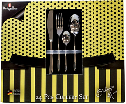 Haus Berlinger Haus 24 Pcs Cutlery Set BH 2152