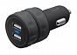 Trust Dual Smartphone Car Charger - black (20155)