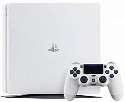 Sony PS4 Slim 500GB White