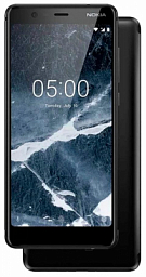 Nokia 5.1 DS Black