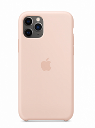 Apple Silicone Case for Iphone 11 Pro Light Pink