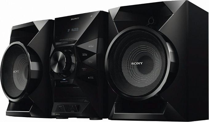 Sony MHC-ECL7D