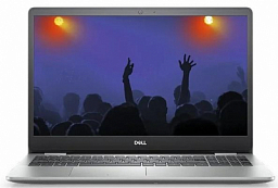 "Dell 5593-3161 15.6""/i7-1065G7/8GB/SSD 512GB/NG MX230 4GB/Silver"