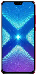 Honor 8X 4GB/64GB Red
