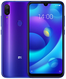Xiaomi MI Play 4GB/64GB Blue