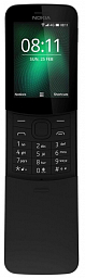Nokia 8110 Dual Sim Traditional Black