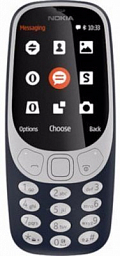 Nokia 3310 Dual Dark Blue