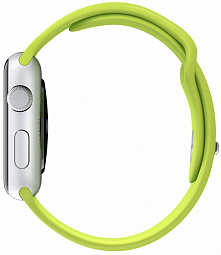 Apple Watch sport 38mm Aluminum - Green (MJ2U2)