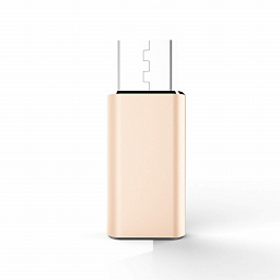 NILLKIN ADAPTER MICRO-USB TO TYPE-C Golden
