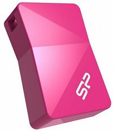 Silicon Power USB T08 Pink 16GB