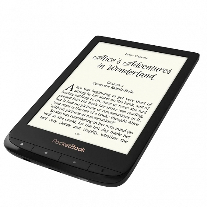 Elektron kitab e-reader Pocketbook 627 Black - Maxi.az