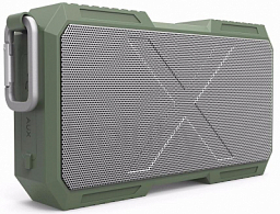 Nilkin Bluetooth Speaker X-Man green