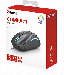 TRUST YVI FX COMPACT MOUSE (22626)