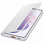 Samsung Smart Clear View Cover S21 Plus Silver