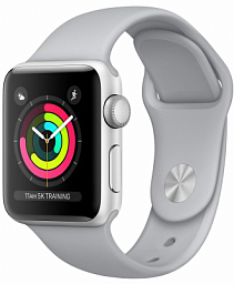 Apple Watch S3 38mm Silver Aliminium (MQKU2)