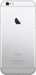 Apple iPhone 6S (Silver, 16GB)