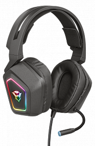 Qulaqlıq Trust GXT 450 Blizz RGB 7.1 Surround Gaming Headset (23191) - Maxi.az