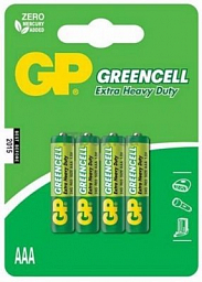 GP Greencell AAA(4) 24G-2UE4