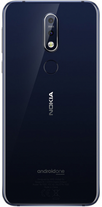 Nokia 7.1 DS Blue