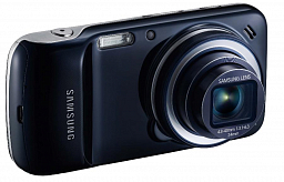 Samsung Galaxy S4 Zoom 8GB Black