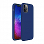 Çexol Apple Silicone Case for Iphone 11 Pro Blue - Maxi.az