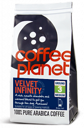 Coffe Planet French Roast Ground (250 g.)