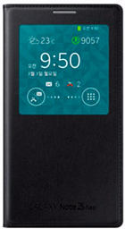 Samsung Galaxy Note 3 Neo (N7502) S View Cover (black)